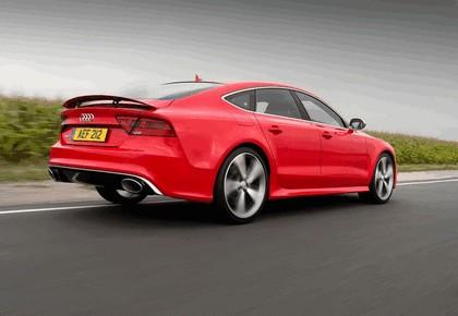 2013 Audi RS7 - UK version 34
