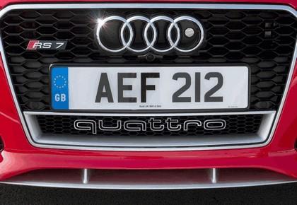 2013 Audi RS7 - UK version 35