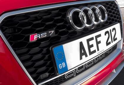 2013 Audi RS7 - UK version 36