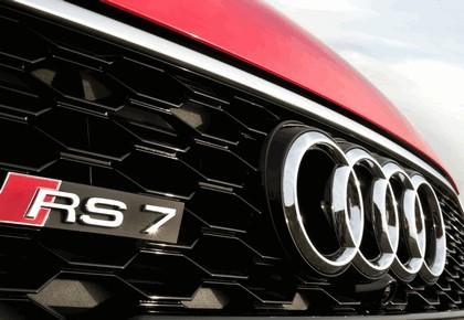 2013 Audi RS7 - UK version 37