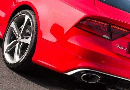 2013 Audi RS7 - UK version 44
