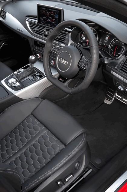 2013 Audi RS7 - UK version 50