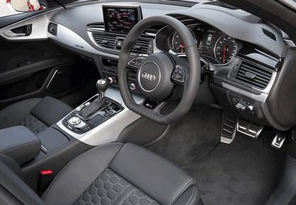 2013 Audi RS7 - UK version 52