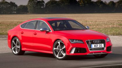 2013 Audi RS7 - UK version 8