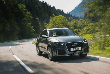 2013 Audi RS Q3 - UK version 1