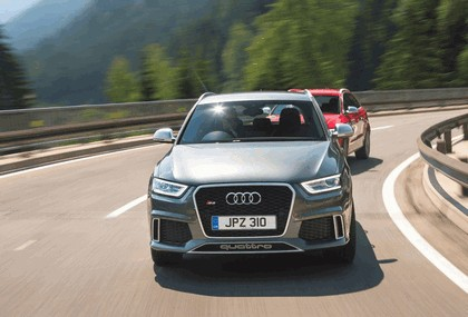 2013 Audi RS Q3 - UK version 2