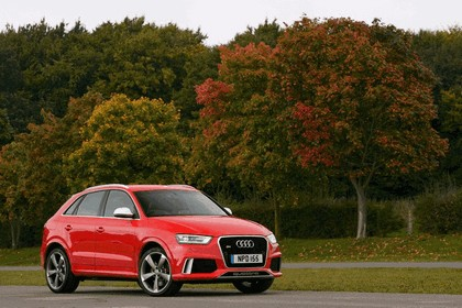 2013 Audi RS Q3 - UK version 5