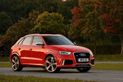 2013 Audi RS Q3 - UK version 6