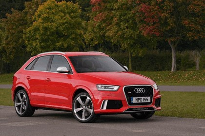 2013 Audi RS Q3 - UK version 7