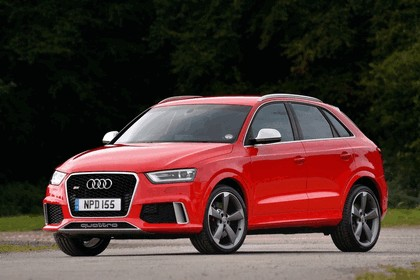 2013 Audi RS Q3 - UK version 8
