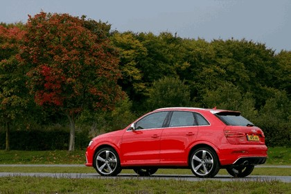 2013 Audi RS Q3 - UK version 10