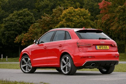 2013 Audi RS Q3 - UK version 11