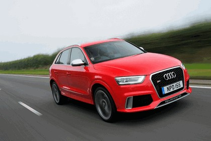 2013 Audi RS Q3 - UK version 13