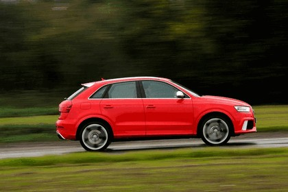 2013 Audi RS Q3 - UK version 14