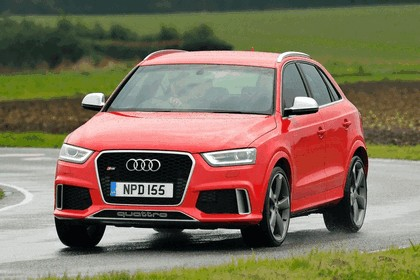 2013 Audi RS Q3 - UK version 15
