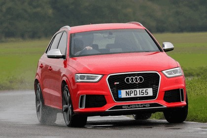 2013 Audi RS Q3 - UK version 17