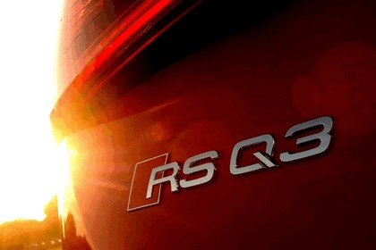 2013 Audi RS Q3 - UK version 29