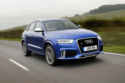 2013 Audi RS Q3 - UK version 31