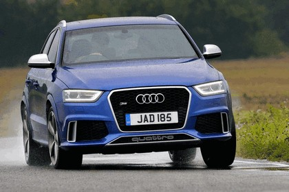 2013 Audi RS Q3 - UK version 33