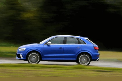 2013 Audi RS Q3 - UK version 34