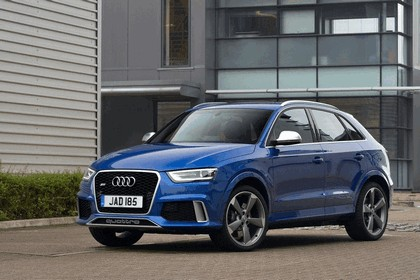 2013 Audi RS Q3 - UK version 36