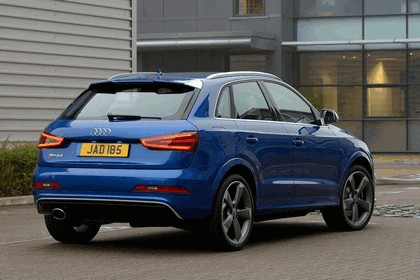 2013 Audi RS Q3 - UK version 37