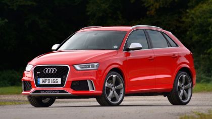 2013 Audi RS Q3 - UK version 9