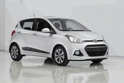 2013 Hyundai i10 1