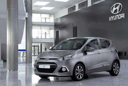 2013 Hyundai i10 7