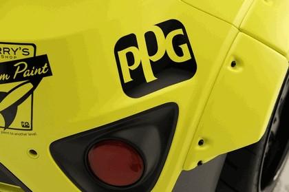 2013 Hyundai Veloster Turbo Yellowcake night racer by EGR 5