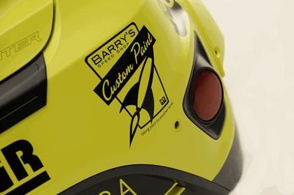 2013 Hyundai Veloster Turbo Yellowcake night racer by EGR 6