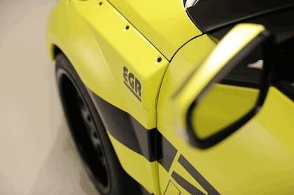 2013 Hyundai Veloster Turbo Yellowcake night racer by EGR 10