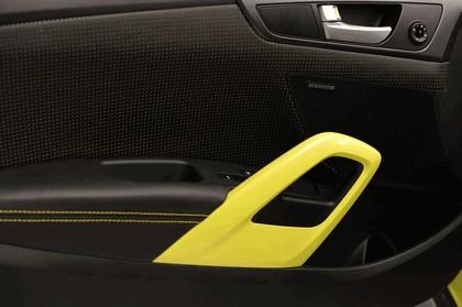 2013 Hyundai Veloster Turbo Yellowcake night racer by EGR 12