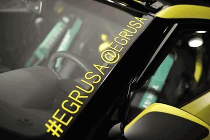 2013 Hyundai Veloster Turbo Yellowcake night racer by EGR 17