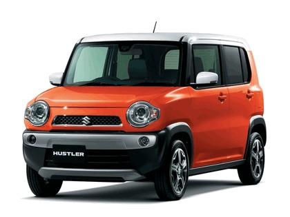 2013 Suzuki Hustler concept 1