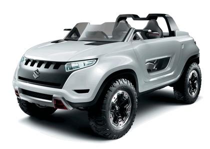 2013 Suzuki X-Lander concept 1