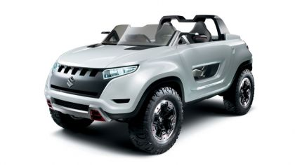 2013 Suzuki X-Lander concept 9