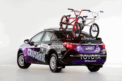 2013 Toyota Crusher Corolla 6