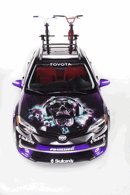 2013 Toyota Crusher Corolla 7