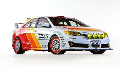 2013 Toyota Camry CamRally 1