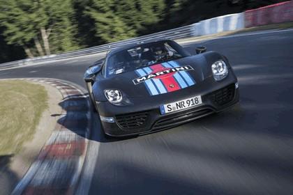 2013 Porsche 918 Spyder - Nuerburgring-Nordschleife test 1