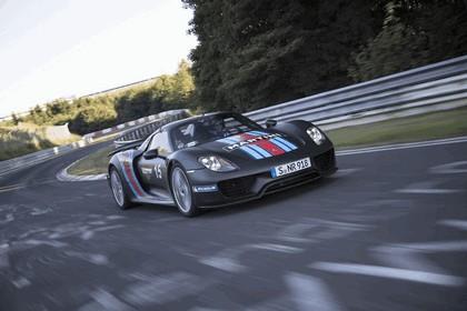 2013 Porsche 918 Spyder - Nuerburgring-Nordschleife test 2