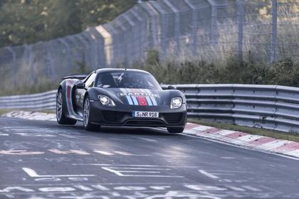 2013 Porsche 918 Spyder - Nuerburgring-Nordschleife test 3