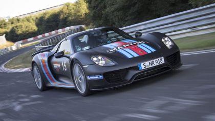 2013 Porsche 918 Spyder - Nuerburgring-Nordschleife test 4