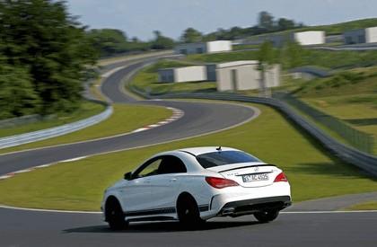 2013 Mercedes-Benz CLA ( C117 ) 45 AMG Edition 1 2