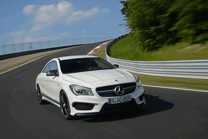 2013 Mercedes-Benz CLA ( C117 ) 45 AMG Edition 1 4