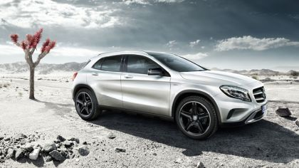 2013 Mercedes-Benz GLA ( X156 ) Edition 1 2