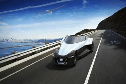 2013 Nissan BladeGlider concept 10