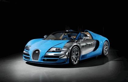 2013 Bugatti Veyron 16.4 Vitesse Legende Meo Costantini 1