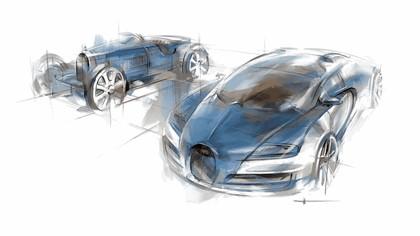 2013 Bugatti Veyron 16.4 Vitesse Legende Meo Costantini 12